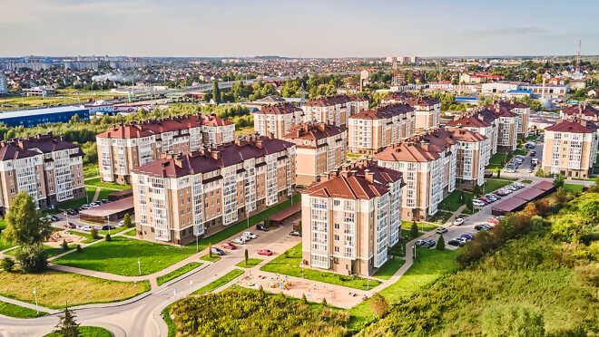 ЖК Город Мастеров